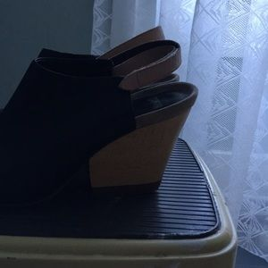 Camper Shoes - Cute Camper Wedges size 37!